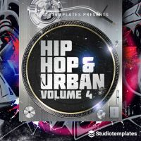 Hip Hop & Urban Volume 4