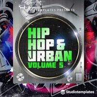 Hip Hop & Urban Volume 5