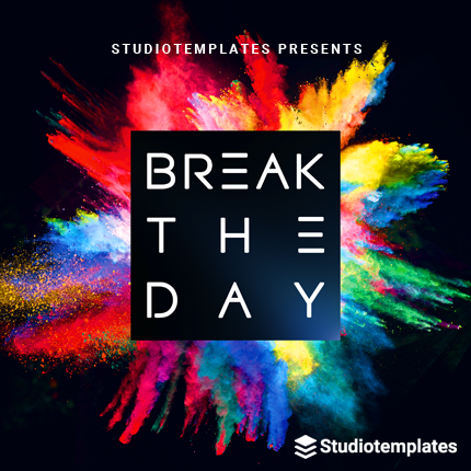 Break The Day | Dance | Ableton Live Templates | Studiotemplates