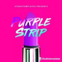 Purple Strip